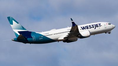 C-GWLK - Boeing 737-8 MAX - WestJet Airlines