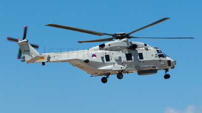 N-316 - NH Industries NH-90NFH - Netherlands - Navy
