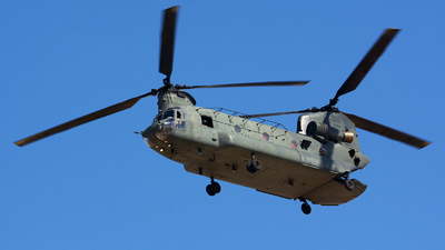 2504 - Boeing CH-47F Chinook - United Arab Emirates - Air Force