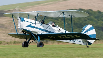 G-AZSA - Stampe and Vertongen SV-4B - Private
