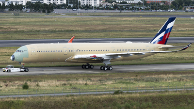 F-WZFW - Airbus A350-941 - Airbus Industrie