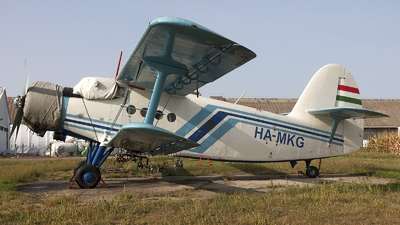 HA-MKG - PZL-Mielec An-2R - Private
