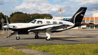 A picture of PRPOR - Piper PA46500TP - [4697539] - © Radioactivity