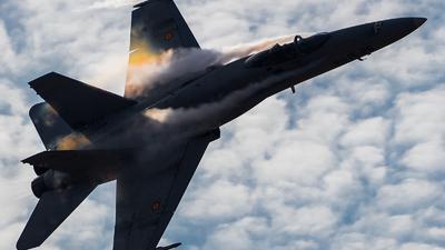 C.15-39 - McDonnell Douglas EF-18M Hornet - Spain - Air Force