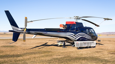 A picture of CGYSH - Eurocopter AS350 B3 - [7552] - © Mike MacKinnon