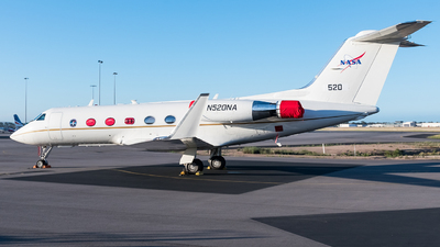 N520NA - Gulfstream G-III - United States - National Aeronautics and Space Administration (NASA)