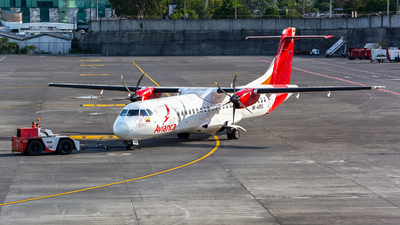 A picture of HK4956 - ATR 72600 - Avianca - © OSCAR GUILLEN