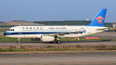 B-6812 - Airbus A320-232 - China Southern Airlines