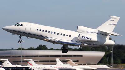 N240LG - Dassault Falcon 900EX - Private