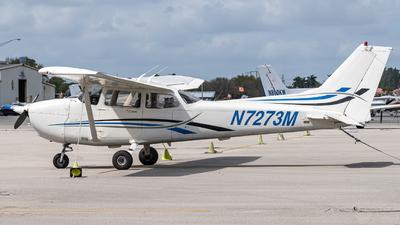 N7273M - Cessna 172R Skyhawk - Private