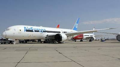 N9676G - Boeing 787-9 Dreamliner - Air Europa