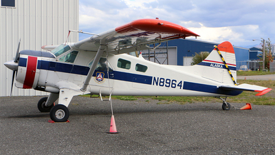 N8964 - De Havilland Canada DHC-2 Mk.I Beaver - United States - US Air Force Civil Air Patrol