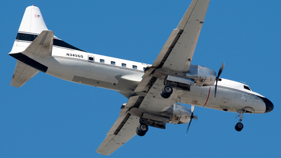 N345GS - Convair C-131F Samaritan - Conquest Cargo