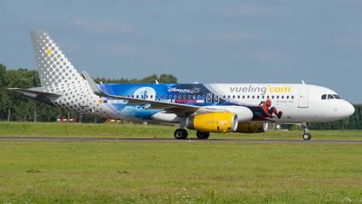 EC-MYC - Airbus A320-232 - Vueling