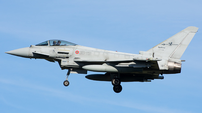 MM7284 - Eurofighter Typhoon EF2000 - Italy - Air Force