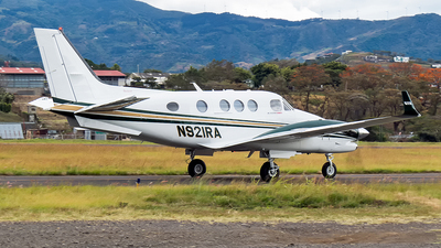 N921RA - Beechcraft C90GTi King Air - Private