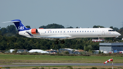 OY-KFL - Bombardier CRJ-900 - Scandinavian Airlines (SAS)