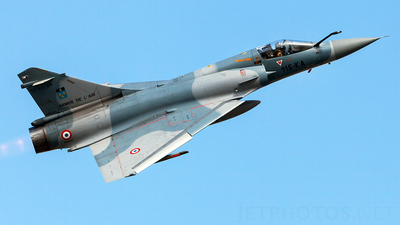115-KA - Dassault Mirage 2000C - France - Air Force