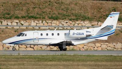 D-CSUN - Cessna 560 Citation V - Excellent Air