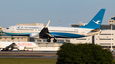 B-5791 - Boeing 737-85C - Xiamen Airlines