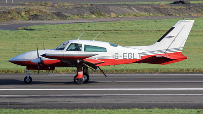 A picture of GEGLT - Cessna 310R -  - © Ian Howat