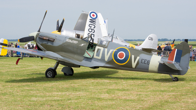 G-IBSY - Supermarine Spitfire Mk.VC - Private