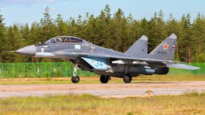 RF-92310 - Mikoyan-Gurevich MiG-29K Fulcrum D - Russia - Air Force