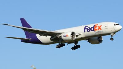 N869FD - Boeing 777-FS2 - FedEx