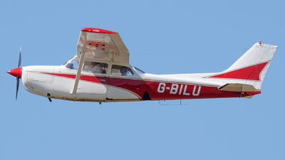 G-BILU - Cessna 172RG Cutlass RG II - Private