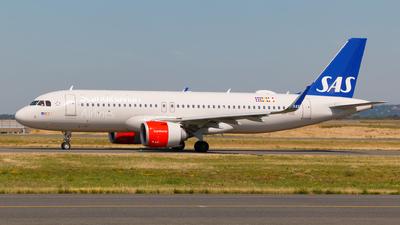 SE-ROE - Airbus A320-251N - Scandinavian Airlines (SAS)