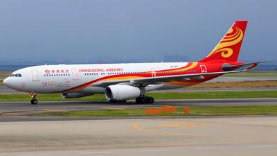 B-LNJ - Airbus A330-243 - Hong Kong Airlines