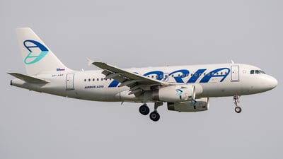 S5-AAR - Airbus A319-132 - Adria Airways