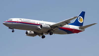 EP-CAR - Boeing 737-4H6 - Caspian Airlines