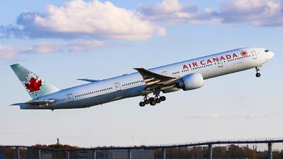 C-FRAM - Boeing 777-333ER - Air Canada