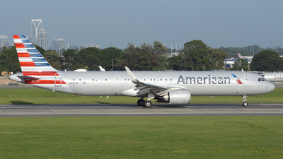N416AN - Airbus A321-253NX - American Airlines
