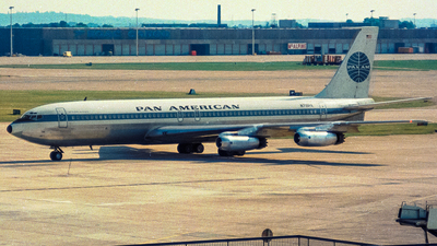 N718PA - Boeing 707-321 - Pan Am