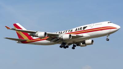 N742CK - Boeing 747-446(BCF) - Kalitta Air