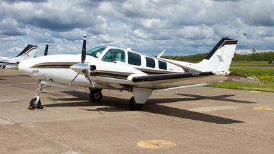N1129S - Beechcraft 58 Baron - Private