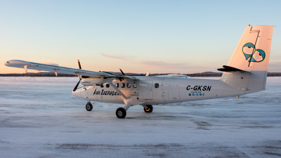 C-GKSN - De Havilland Canada DHC-6-300 Twin Otter - Air Labrador