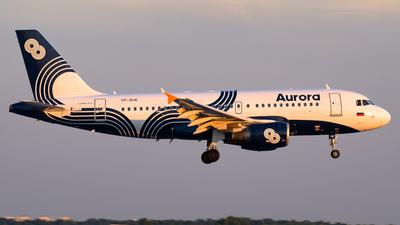 VP-BUK - Airbus A319-111 - Aurora