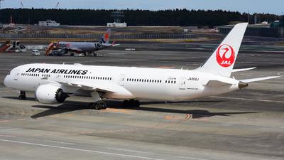 JA868J - Boeing 787-9 Dreamliner - Japan Airlines (JAL)