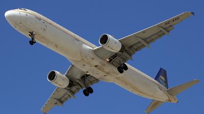 A picture of HZASU - Airbus A321211 - Saudia - © Alexey Ignatyev