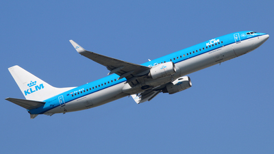 PH-BXR - Boeing 737-9K2 - KLM Royal Dutch Airlines