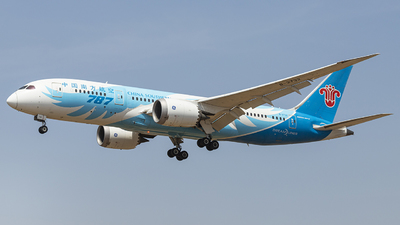 A picture of B2732 - Boeing 7878 Dreamliner - China Southern Airlines - © MichaelYi