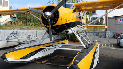 N67DN - De Havilland Canada DHC-2 Mk.I Beaver - Private