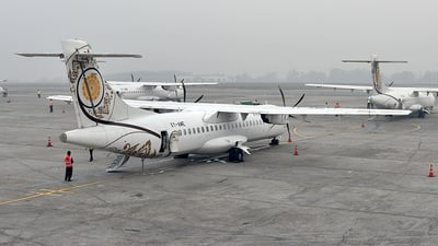 XY-AME - ATR 72-212A(600) - Myanmar National Airlines