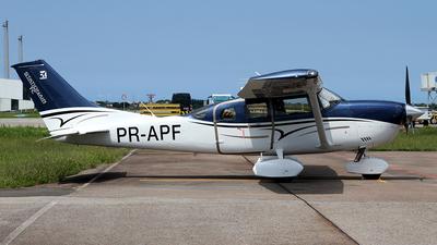 A picture of PRAPF - Cessna T206H - [T20609112] - © Bruno Orofino
