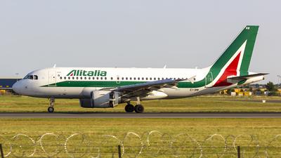 A picture of EIIMW - Airbus A319112 - Alitalia - © Matthias Caroff