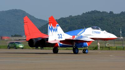32 - Mikoyan-Gurevich MiG-29 Fulcrum - Russia - Air Force