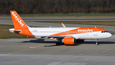 A picture of GUZHS - Airbus A320251N - easyJet - © Paul Denton